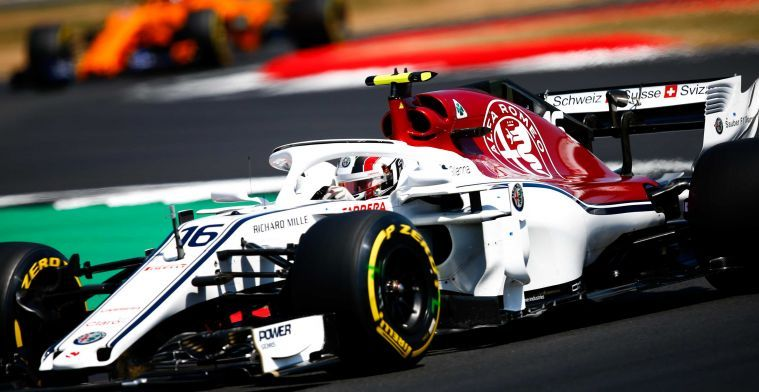 Sauber gaat van eigen kracht uit in concurrentiestrijd met Haas