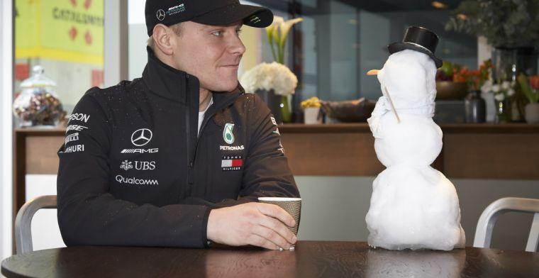 Bottas krijgt troostprijs van Wolff: Zonder Valtteri was Lewis geen kampioen
