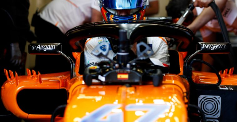 Alonso input would be valuable - Norris