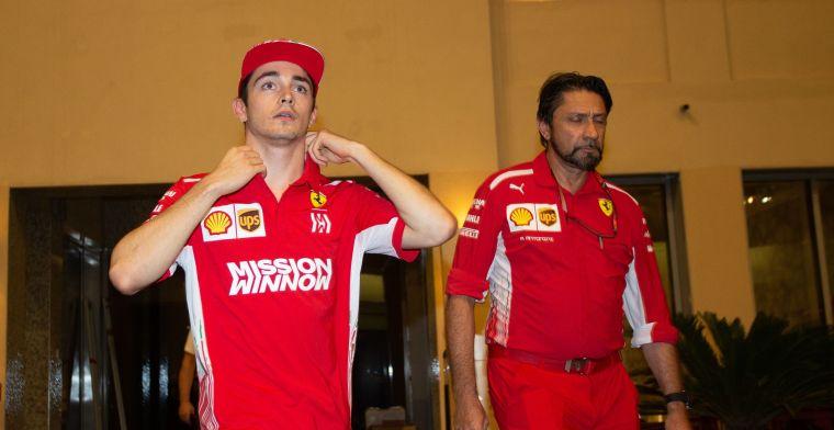 Vettel over Leclerc: Ken hem niet goed, maar lijkt me een prima kerel