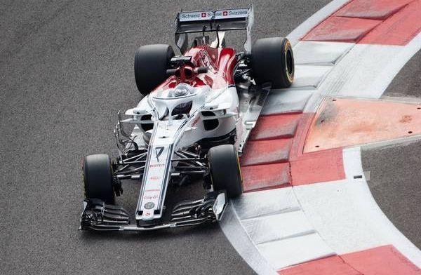 """Raikkonen: """"Sauber heeft alles in huis om een topwagen te bouwen"""""""