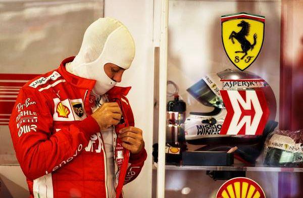 Vettel benadrukt dat Ferrari 'nog steeds tekort kwam' in 2018