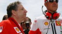 Image: Todt: I watched Brazilian GP with Michael Schumacher