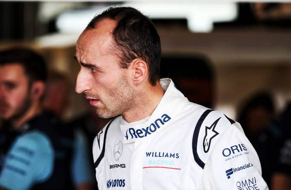 Kubica gutted his return is also the end for Alonso