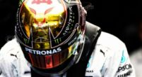 """Afbeelding: Lewis Hamilton over kampioensbeker: """"Denk niet dat het tot me doordringt"""""""