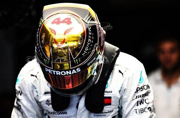 Mercedes zag 'nieuwe' Lewis in 2018