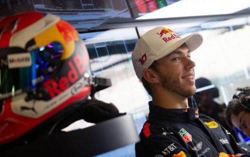 Image: Gasly 'not afraid' for next season