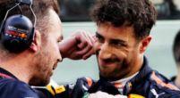 """Afbeelding: Horner had twijfels bij contracteren: """"Kan Ricciardo eigenlijk wel goed inhalen?"""""""