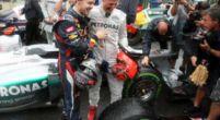 """Image: Vettel: """"Schumacher's spirit keeps floating over Ferrari"""""""