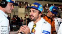 Image: Hamilton opens up on relationship with Alonso