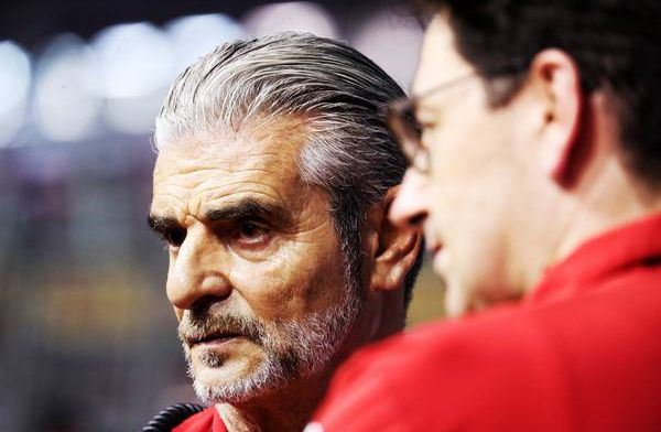 Teambaas en technisch directeur bij Ferrari nog steeds in clinch