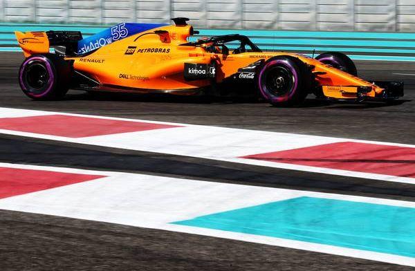 McLaren not copying Red Bull auto says Sainz