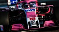 Image: Racing Point believe Stroll is as good as Ocon