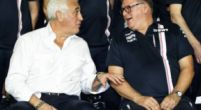 Afbeelding: Perez onbezorgd over mega-investering Stroll & Co in Force India
