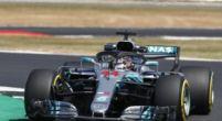 Afbeelding: Voorsprong van dominant Mercedes op concurrentie krimpt langzaam