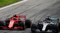"""Afbeelding: """"Lewis Hamilton dwong vergissingen bij Ferrari af"""""""