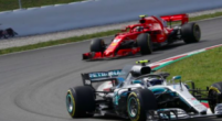 "Image: ""Lewis Hamilton forced mistakes at Ferrari"""