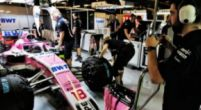 Image: Force India were unable to make upgrades