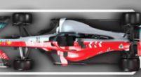 Afbeelding: Technische analyse: hoe verschilt de Ferrari van Mercedes-bolide...?