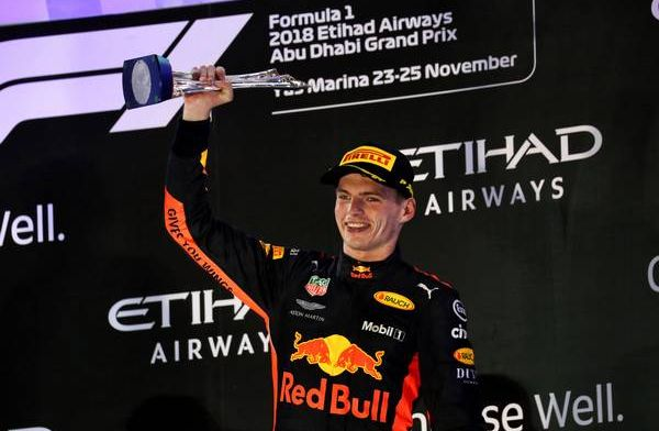 Verstappen to get hands on Honda-powered Red Bull for first time