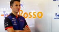 Image: Albon to race with number 23 in semi-tribute to Valentino Rossi