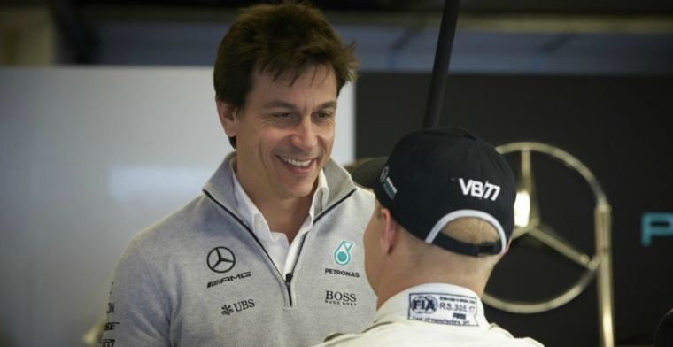 Wolff says Bottas must justify his place