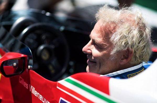 Jacques Villeneuve en het wereldtoneel voor vergane glorie