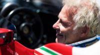Afbeelding: Jacques Villeneuve en het wereldtoneel voor vergane glorie