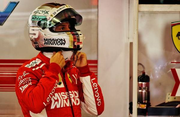 Vettel's Christmas letter to Ferrari