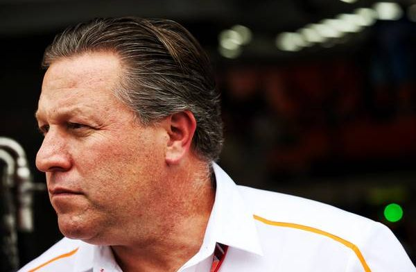 We are not done say Brown on McLaren restructure