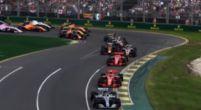 Afbeelding: Hoe begon het F1-seizoen vorige keer in Melbourne...?