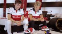 Afbeelding: Leclerc en Ericsson testen (nogal laat) nieuwe F1-mobile game