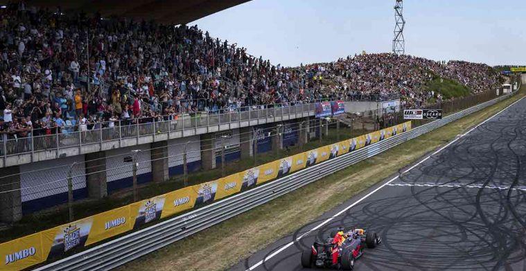 Vogelwerkgroep start petitie tegen Formule 1 op Zandvoort