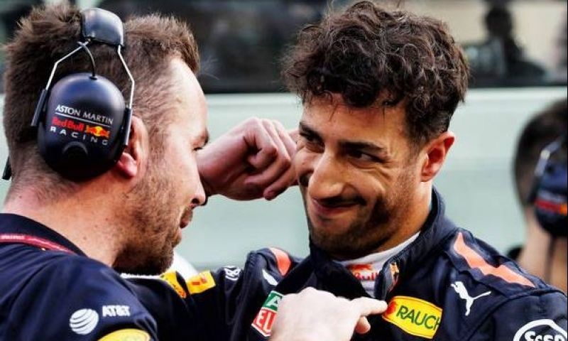 Image: Red Bull did all they could to keep Ricciardo for 2019