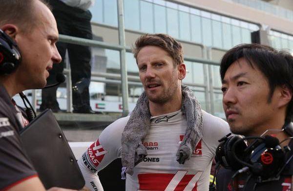 Second half of the season crucial for Grosjean