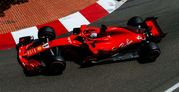 Vettel was on his own in title fight