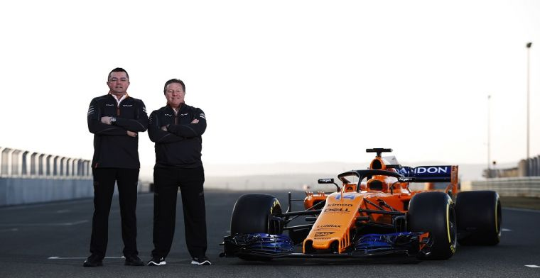 McLaren announce date for 2019 car reveal!