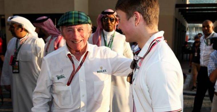 Jackie Stewart praises Verstappen