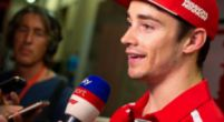 """Image: Ericsson wants Leclerc to """"kick some ass"""" in his first season at Ferrari"""