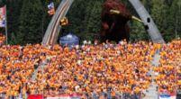 Afbeelding: Max Verstappen krijgt dit jaar een derde eigen tribune in Oostenrijk