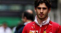 Image: Vettel believes Ferrari will be fine despite Kyvat-Giovinazzi exits
