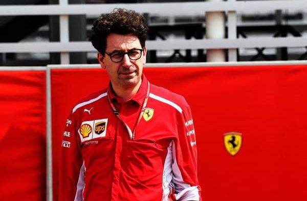 Nog meer steun voor Mattia Binotto als leider van Ferrari