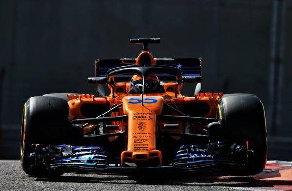 Sainz in for the long haul at McLaren
