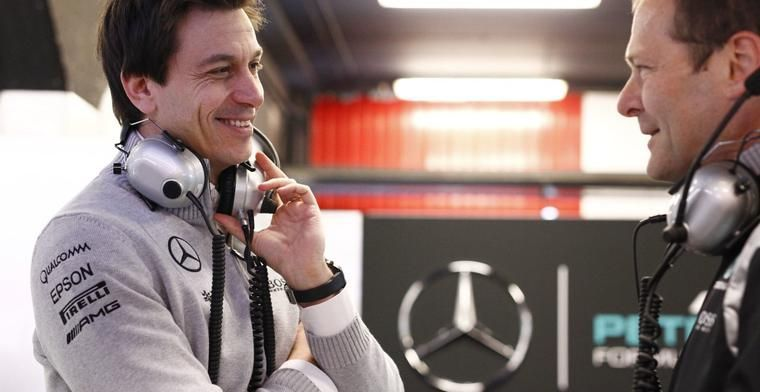 Wolff doesn't expect new rules to change an awful lot