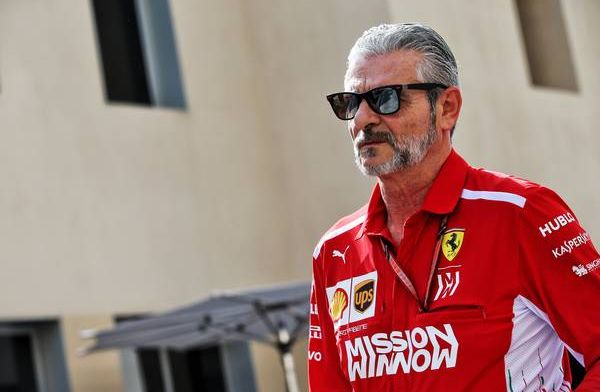 Axed Arrivabene linked to full-time job at Juventus