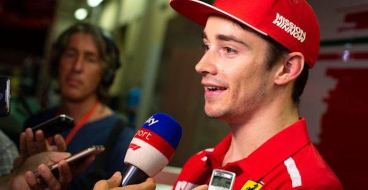 Automobile Club d'Italia president: Leclerc will help Vettel at Ferrari