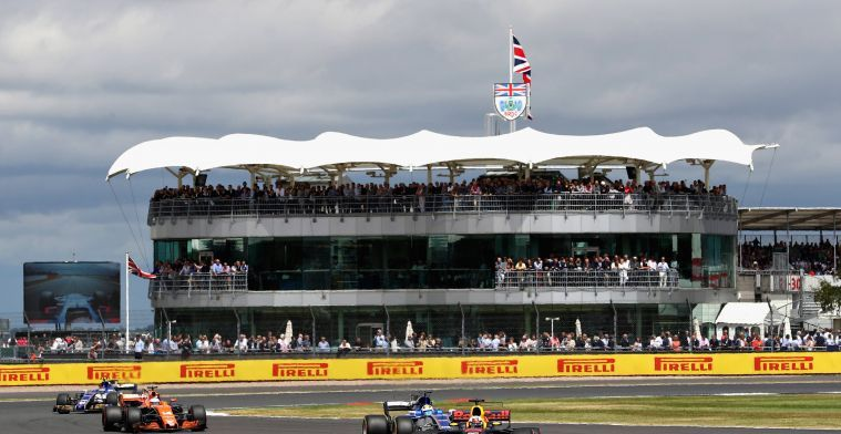 Silverstone plan another resurfacing ahead of British Grand Prix