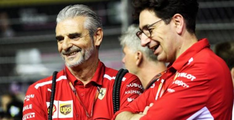 New Ferrari boss Binotto a leader of people