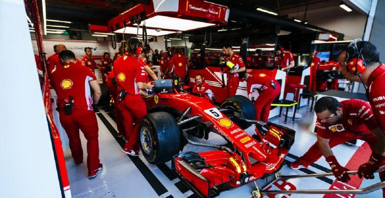 Rosberg over nieuw Ferrari-duo: 'Doet mij denken aan 2007 tussen Alonso en Lewis''