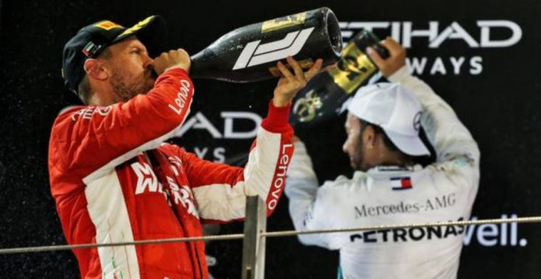 Vettel always wanted to drive for Ferrari